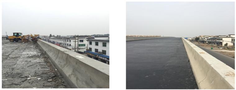 提高桥梁工程混凝土防撞护栏外观质量_3