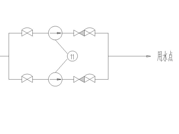 某电厂锅炉水处理图纸详图6