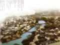 [浙江]国际生态医疗养生健康特色小镇景观设计方案
