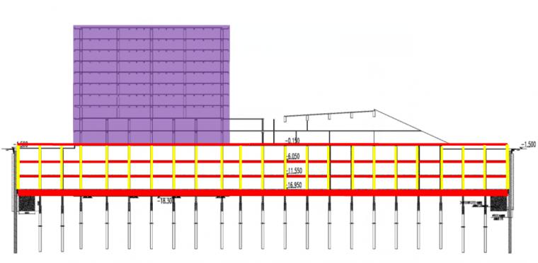 自平衡法桩基检测技术在上下同步逆作法施工中的应用
