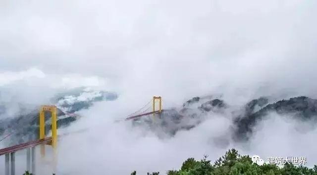 用火箭架桥!云南200层楼高的世界第一高桥!震惊世界!_23