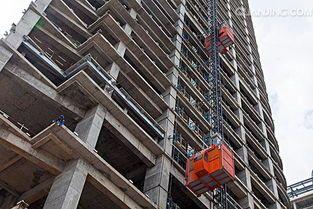10月4日湖北天门一工地施工电梯高空坠落,事故造成3人死亡
