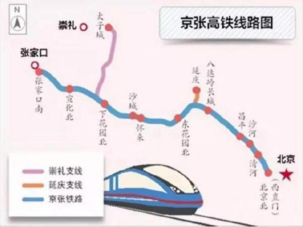 """揭秘""""京张高铁""""最难挖的隧道和埋深地下车站的施工方法"""