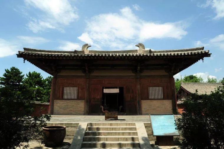 中国最古老的建筑