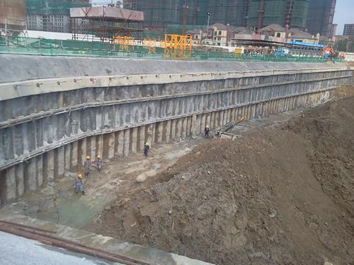 II型双块式资料下载-我国基坑工程技术新进展与展望