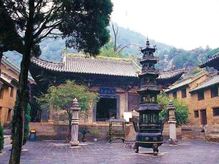 中国现存的木结构古建筑前50座,看一眼少一眼了~_35