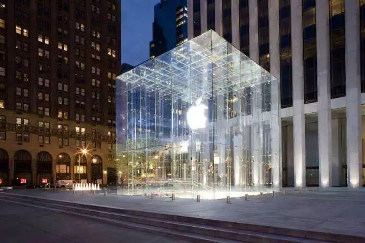 为什么感觉苹果专卖店很大气上档次?