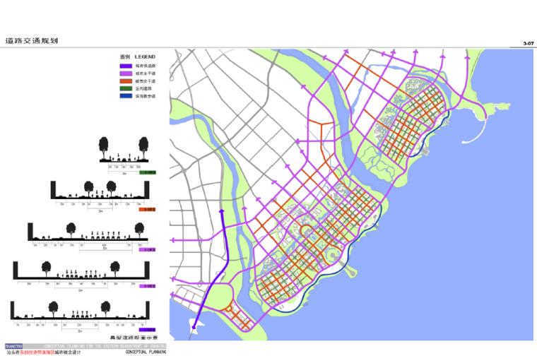 道路交通规划