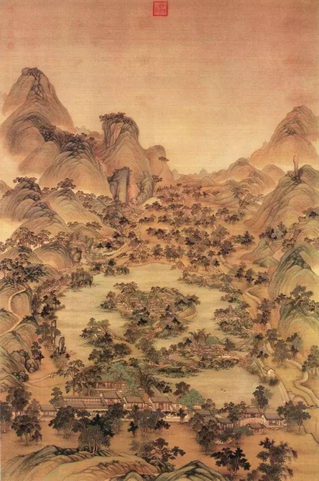 景观设计须知:5分钟让你读懂中国园林!!_39