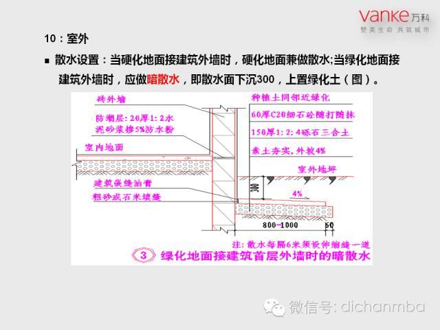 万科房地产施工图设计指导解读(含建筑、结构、地下人防等)_25