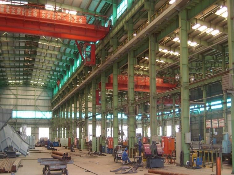 钢构件制作厂-酒钢