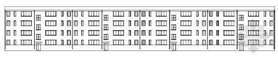 某六层住宅楼建筑施工图(毕业设计)