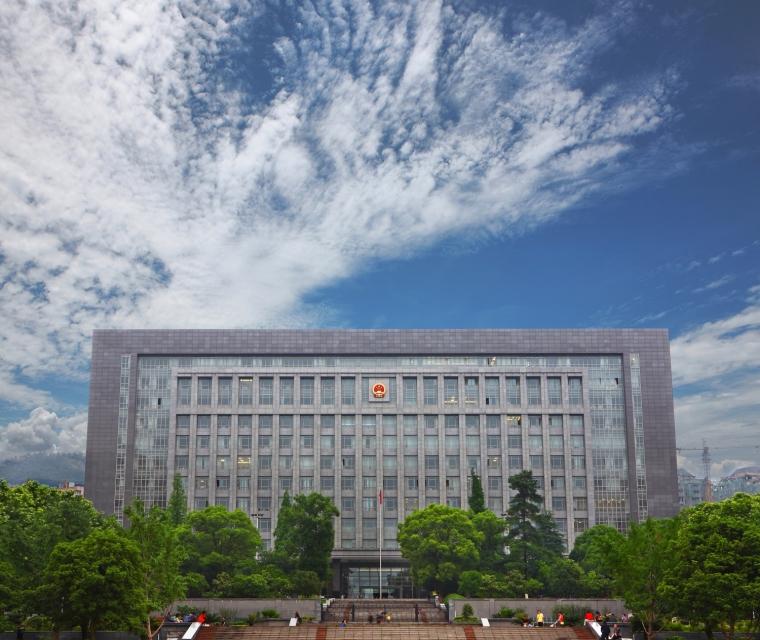 贵州省人大常委会省政府办公楼_3