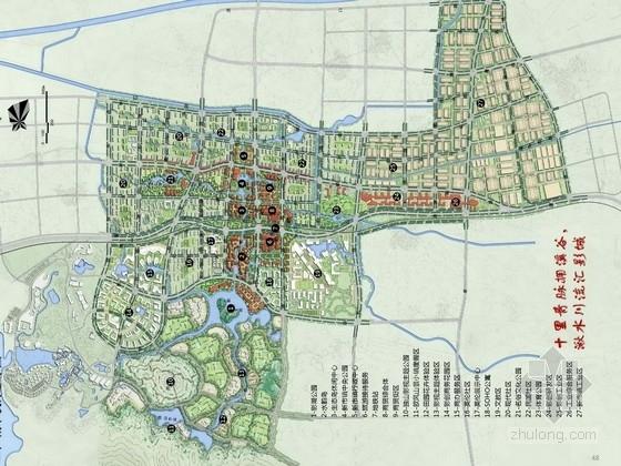[南京]复合城市产业联动旅游规划设计方案