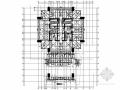 [660米]118层巨型框架、核心筒、外伸臂结构体系金融中心结构施工图