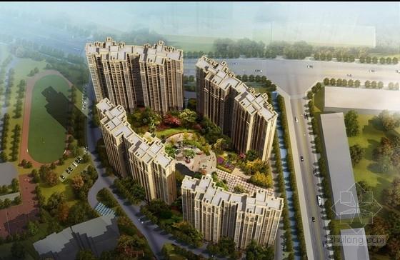 [成都]高层住宅楼建筑设计方案文本(含CAD图纸)
