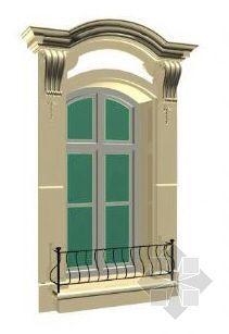 欧式窗及窗套1