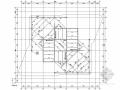 64层框架核心筒环带桁架结构甲级写字楼结构施工图(带停机坪 187张图)