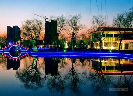 [安徽]公园夜景亮化及智能控制系统安装工程招标文件