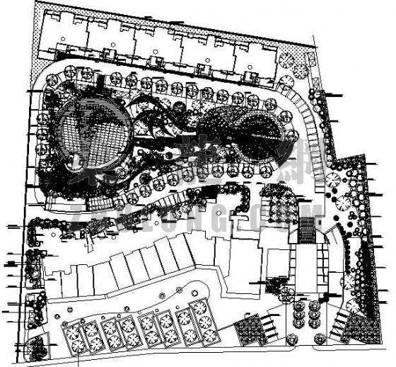 花城三期绿化设计