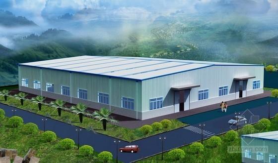 钢结构厂房建安工程造价指标分析
