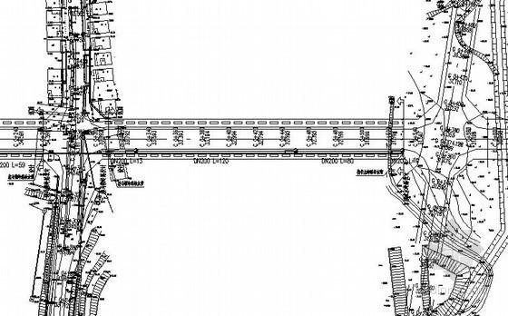 [广东]市政道路给排水工程设计方案图纸