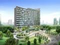 [山东]23层玻璃幕墙企业办公楼建筑设计方案文本(附图丰富)
