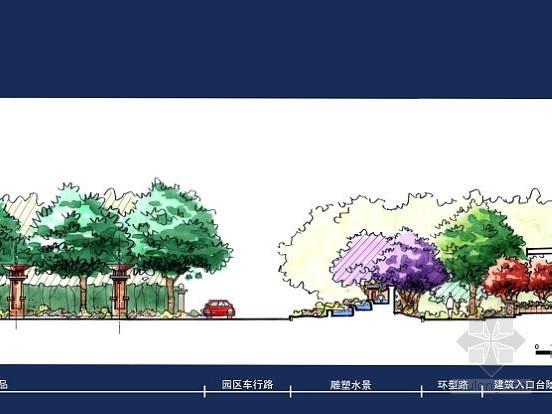 [北京]休闲度假会馆景观设计概念设计-