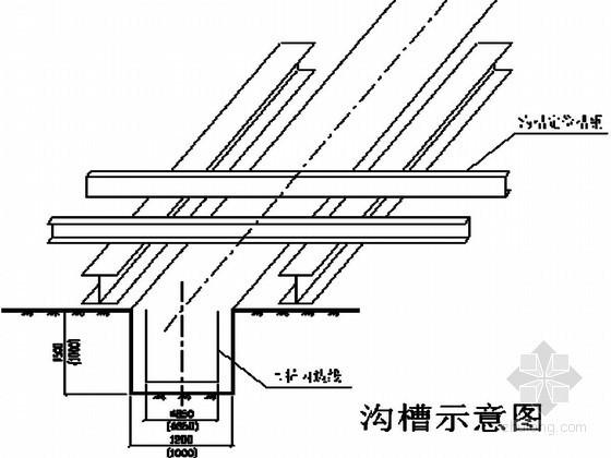 市政热水井结构工程基坑围护施工方案(smw工法)