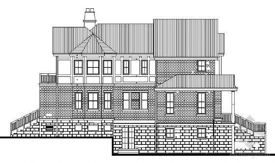 丹堤C区2、3、4、5、6号楼建筑施工图