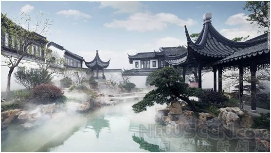 中式建筑1