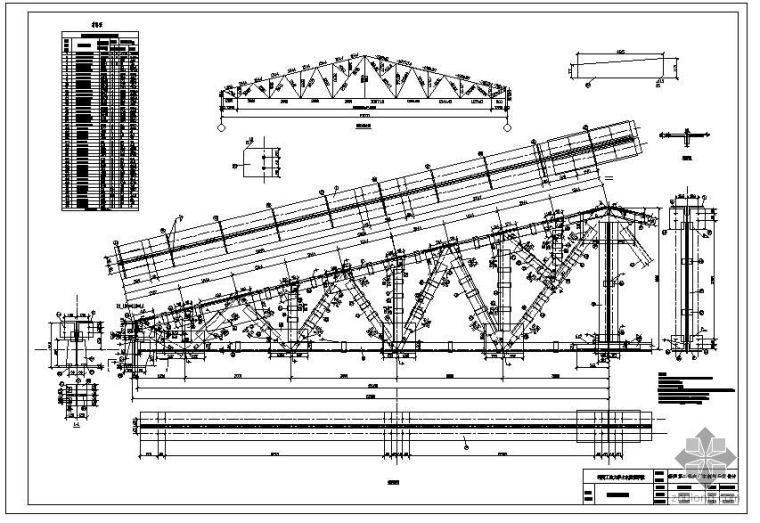 [学士]某27米梯形屋架课程设计