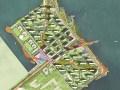 [青岛]维多利亚湾景观总体景观规划设计方案(美国公司设计)