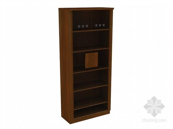 现代中式酒柜3D模型下载