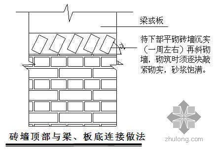 某学校教学实验综合楼施工组织设计