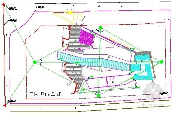 [吉林]广电中心施工组织设计(鲁班奖)
