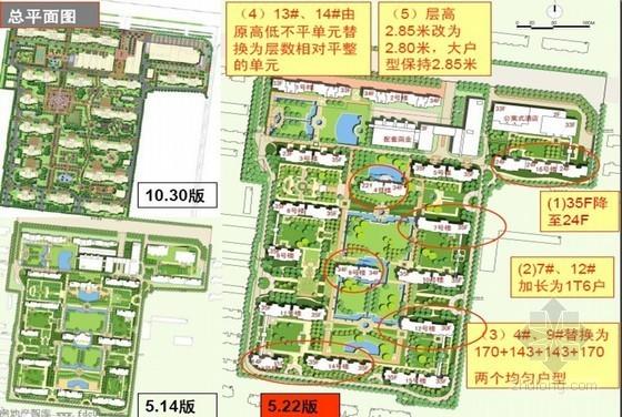 [安徽]知名地产项目前期规划设计方案(户型设计及立面造型)87页