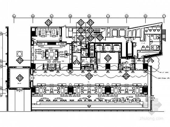 [上海]五星奢华酒店施工图(含实景)
