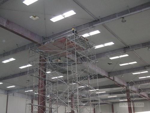 建筑工程高处作业安全施工方案