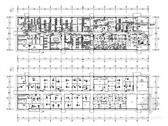[安徽]大型制药基地强电施工图318张(负荷计算表)