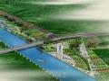 [江苏]生态观光旅游休闲滨河风光带景观规划设计方案