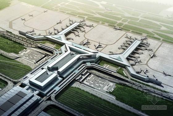 [上海]机场航站楼工程施工质量情况汇报(鲁班奖申报PPT)