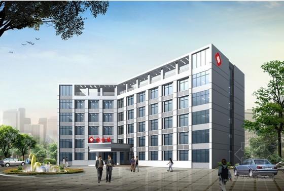 [广东]医院改造工程勘察设计招标文件(含招标公告及设计任务书)