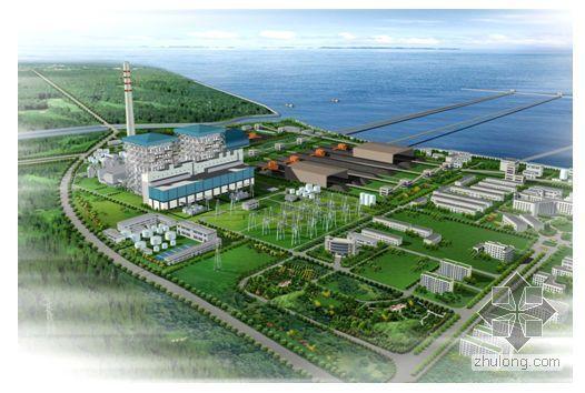 江苏某电厂施工组织设计