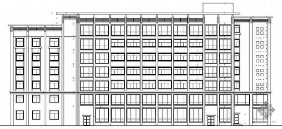 某七层文化科技中心综合大楼建筑施工图
