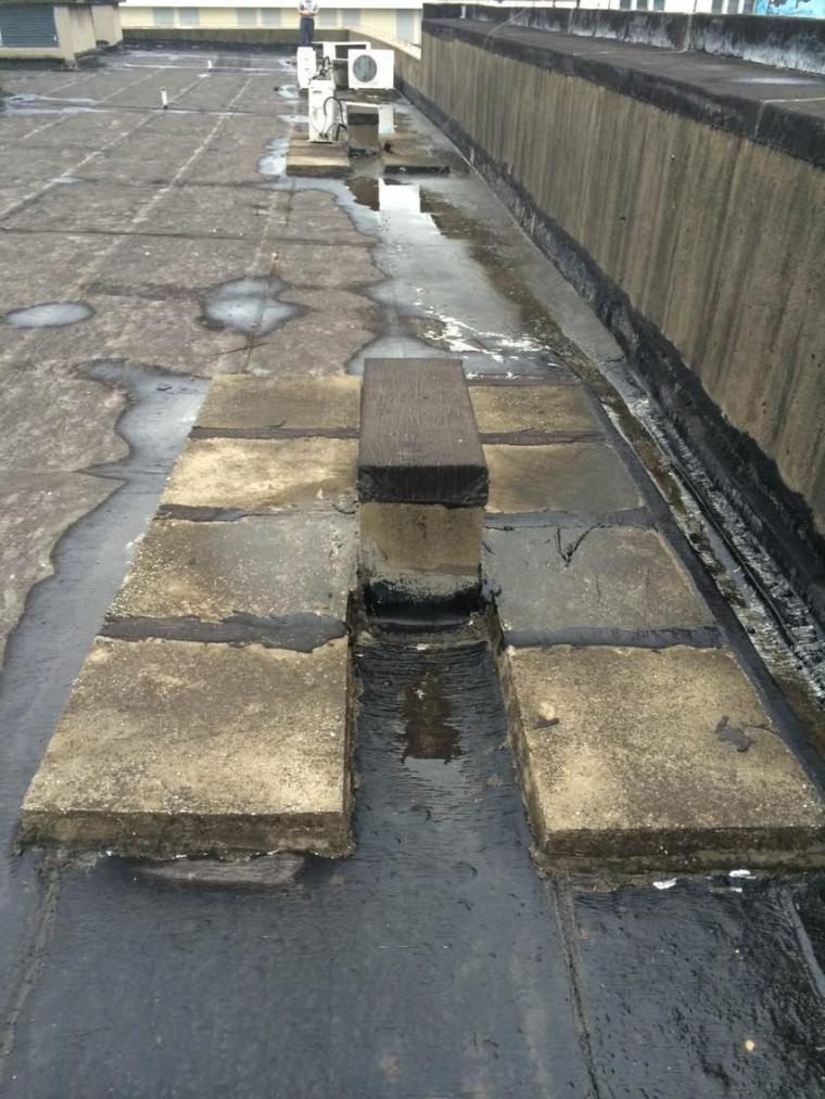 屋面防水修缮施工方案
