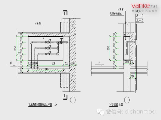 万科房地产施工图设计指导解读(含建筑、结构、地下人防等)_51