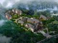 [湖南]保靖县中医院方案设计文本(含建筑及景观方案,湘西风格)
