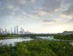 [浙江]灵活性滨水城市景观规划设计方案