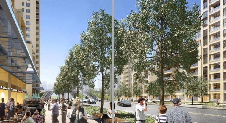 [江苏]国际生态智慧新城景观改造设计方案